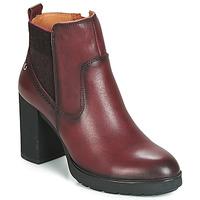 Schuhe Damen Low Boots Pikolinos SAGUNTO W4Z Braun