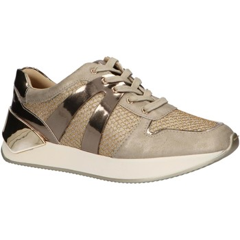 Schuhe Damen Sneaker Low Maria Mare 66988 Beige