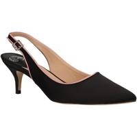 Schuhe Damen Pumps MTNG 57591 Negro