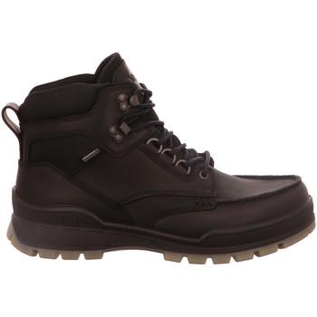 Schuhe Herren Boots Ecco Track 25 831704-51052 schwarz