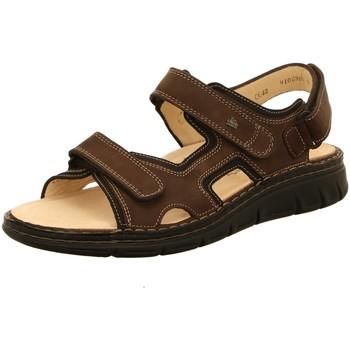 Schuhe Herren Sandalen / Sandaletten Finn Comfort Offene Wanaka-S 81540-9011762 braun