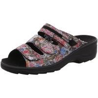 Schuhe Damen Pantoletten / Clogs Fidelio Pantoletten HEDI 23423 91 (H) bunt