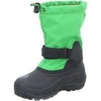 Schuhe Jungen Stiefel KAMIK Winterstiefel Waterbug5GTX NK4/8237-GRN grün
