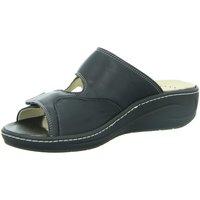 Schuhe Damen Pantoletten / Clogs Fidelio Pantoletten s. 27101.2 Fabia 434103 10 blkStretch schwarz