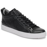 Schuhe Herren Sneaker Low Blackstone SG29 Schwarz