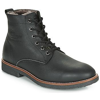 Schuhe Herren Boots Panama Jack GLASGOW Schwarz