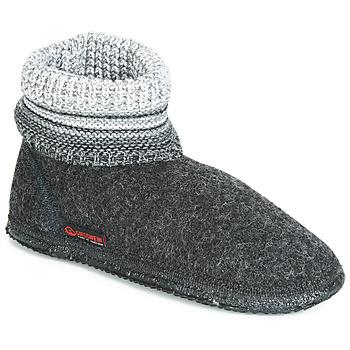 Schuhe Damen Hausschuhe Giesswein BAUMKIRCHEN Anthrazit