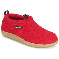 Schuhe Damen Hausschuhe Giesswein VENT Rot