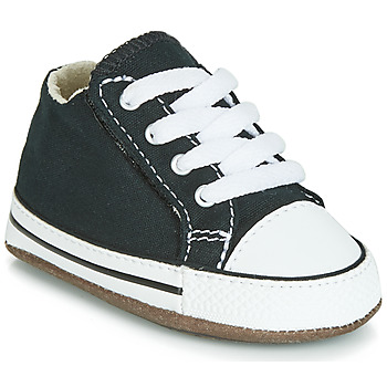 Schuhe Kinder Sneaker High Converse CHUCK TAYLOR ALL STAR CRIBSTER CANVAS COLOR  HI Schwarz