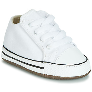 Schuhe Kinder Sneaker High Converse CHUCK TAYLOR ALL STAR CRIBSTER CANVAS COLOR  HI Weiss