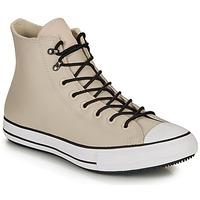 Schuhe Sneaker High Converse CHUCK TAYLOR ALL STAR WINTER LEATHER BOOT HI Beige