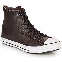 Schuhe Sneaker High Converse CHUCK TAYLOR ALL STAR WINTER LEATHER BOOT HI Braun