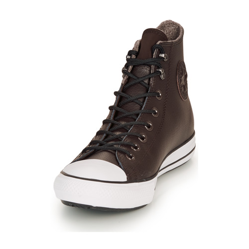 Chuck Taylor All Star Winter Leather Boot Hi Converse Sneaker High Braun