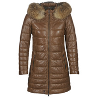 Kleidung Damen Daunenjacken Oakwood MARY Cognac