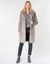 Kleidung Damen Mäntel Oakwood CYBER Dark / Beige