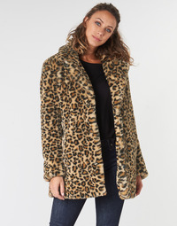 Kleidung Damen Mäntel Oakwood USER Leopard