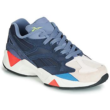 Schuhe Sneaker Low Reebok Classic AZTREK 96 Grau / Blau