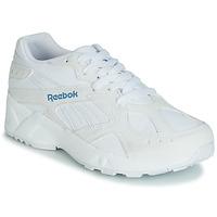 Schuhe Damen Sneaker Low Reebok Classic AZTREK Weiss / Blau