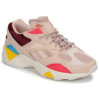 Schuhe Damen Sneaker Low Reebok Classic AZTREK 96 Beige