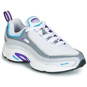 Schuhe Damen Sneaker Low Reebok Classic DAYTONA DMX Weiss / Grau