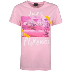 Kleidung Damen T-Shirts Roberto Cavalli  Rose