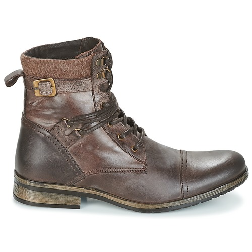 Casual Attitude RIVIGH RIVIGH RIVIGH Braun Schuhe Boots Herren 79,99 8e2229