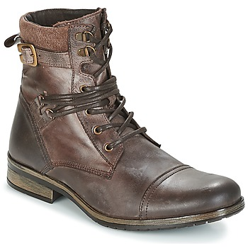 Stiefelletten / Boots Casual Attitude RIVIGH Braun 350x350