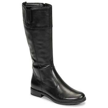 Schuhe Damen Klassische Stiefel Tamaris CARI Schwarz