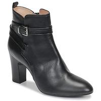 Schuhe Damen Low Boots Unisa UMBRIA Schwarz