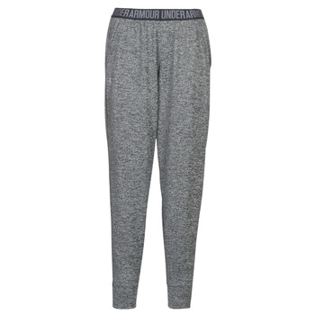 Kleidung Damen Jogginghosen Under Armour PLAY UP PANT TWIST Grau