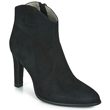 Schuhe Damen Low Boots Myma PATINA Schwarz