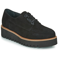 Schuhe Damen Derby-Schuhe Myma PERLITE Schwarz