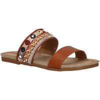 Schuhe Damen Sandalen / Sandaletten Maria Mare 66845 Marrón