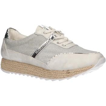 Schuhe Damen Sneaker Low Maria Mare 66993 Plateado
