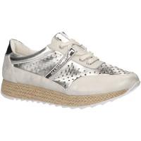 Schuhe Damen Sneaker Low Maria Mare 66997 Plateado