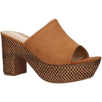 Schuhe Damen Sandalen / Sandaletten Maria Mare 67206 Marrón