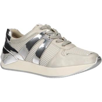 Schuhe Damen Sneaker Low Maria Mare 66988 Plateado