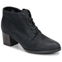 Schuhe Damen Low Boots Ara 16915-77 Blau