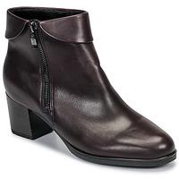 Schuhe Damen Low Boots Ara 16913-67 Braun