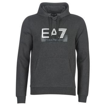 Kleidung Herren Sweatshirts Emporio Armani EA7 6GPM17-PJ07Z-3909 Grau