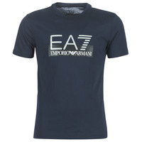 Kleidung Herren T-Shirts Emporio Armani EA7 GPT81-PJM9Z-1554 Marine