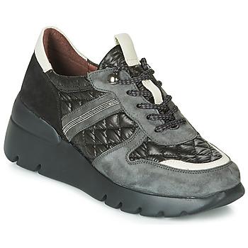Schuhe Damen Sneaker Low Hispanitas RUTH Grau