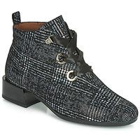 Schuhe Damen Boots Hispanitas DIANA Schwarz