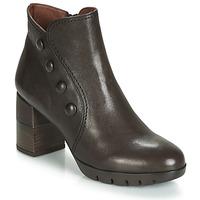 Schuhe Damen Low Boots Hispanitas ARIEL Cognac