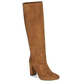 Schuhe Damen Klassische Stiefel Jonak CALIME Braun
