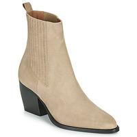 Schuhe Damen Low Boots Jonak DOCTIR Maulwurf