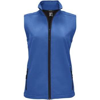 Kleidung Damen Strickjacken Sols RACE BW WOMEN Azul