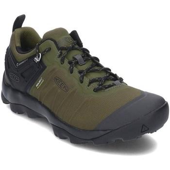 Schuhe Herren Wanderschuhe Keen 1021169 Grün