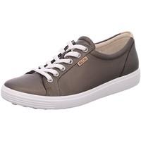 Schuhe Damen Sneaker Low Ecco SOFT 7 W 430003/51380 51380 braun