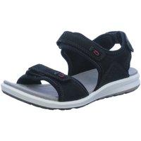 Schuhe Damen Sportliche Sandalen Ecco Sandaletten Cruise II 821863.58452 schwarz